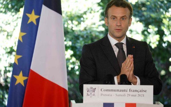 Macron s'adresse aux « millions de jeunes gens » africains : « On va arrêter de leur dire : Vous devez vous intégrer. On va enfin leur dire : Vous êtes une chance pour la France »