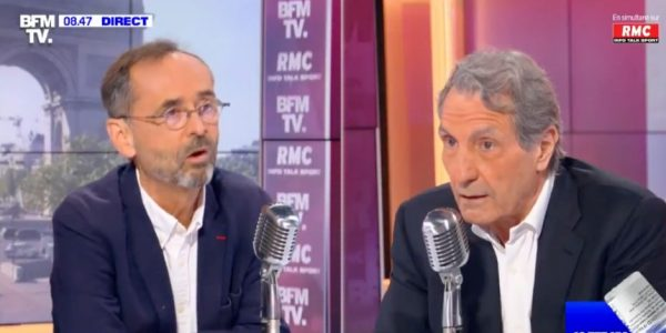 """Ménard : """"85% des migrants qui se sont vus refuser le statut de réfugié restent en France et finissent par s'installer en France. Il faut arrêter !"""" (Vidéo)"""
