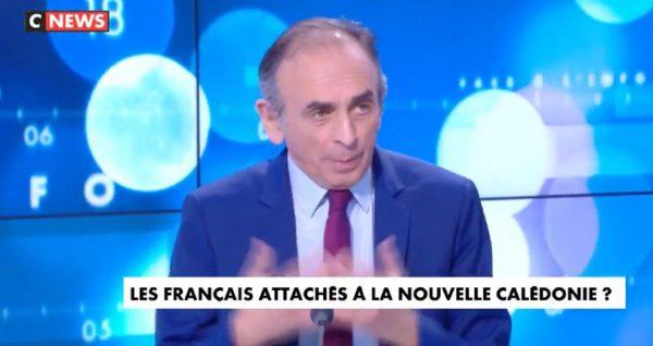 Eric Zemmour : «Il y a une propagande anti-colonialiste phénoménale en France. On a l'impression qu'on est encore pendant la guerre d'Algérie» (Vidéo)