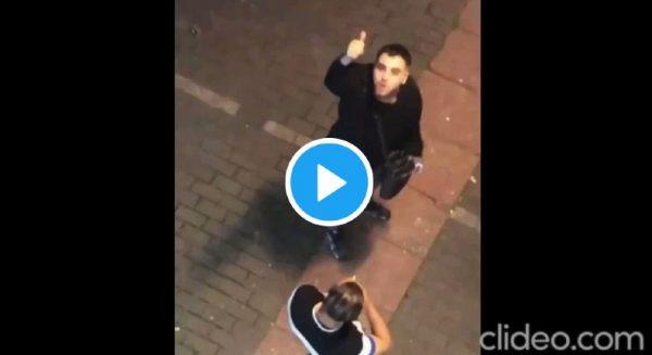 """Cergy: une femme filme une agression et subit menaces et propos racistes d'un Algérien, """"nég*esse"""", """"sale n*ire"""", """"Nous, les Algériens, on vous a vendu comme du bétail pendant 800 ans"""" (Vidéo)"""
