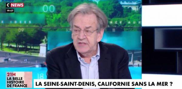 """""""Macron assume être le président du changement de peuple et de civilisation"""", pointe Alain Finkielkraut (Vidéo)"""