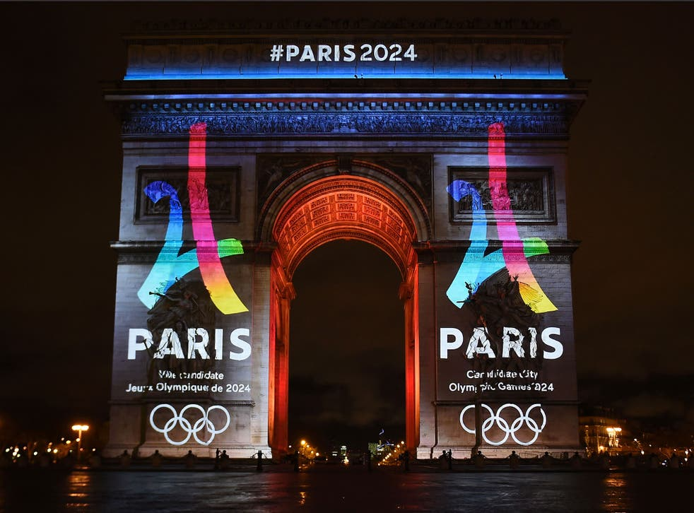 Paris 2024 Olympic Committee accused of plagiarising logo from British  consulting agency | The Independent | The Independent