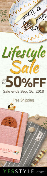 Lifestyle Sale Up to 50% OFF! 2018 Sep