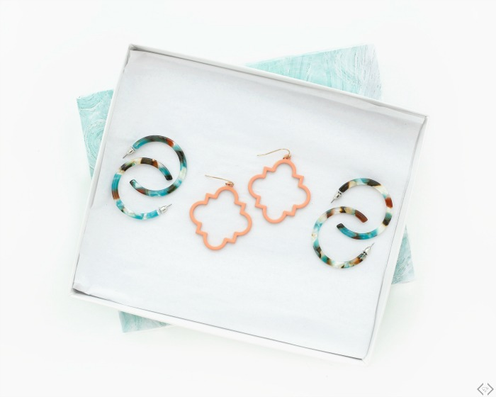 2 Pair of Earrings $12 ($30 value)