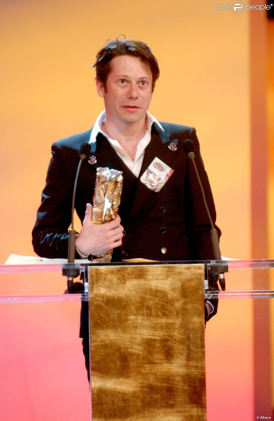 Mathieu Amalric (César du meilleur acteur pour