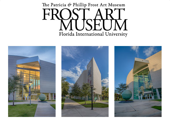 Photo of the Frost Art Museum FIU