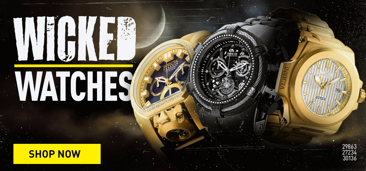 Wicked Watches