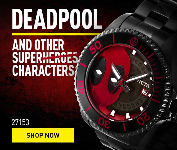Deadpool and other super characters