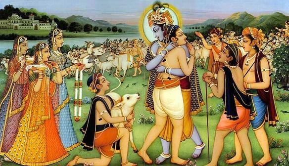 A soul's journey to the kingdom of God by Purushottam Nitai Das - Blog - ISKCON Desire Tree | IDT