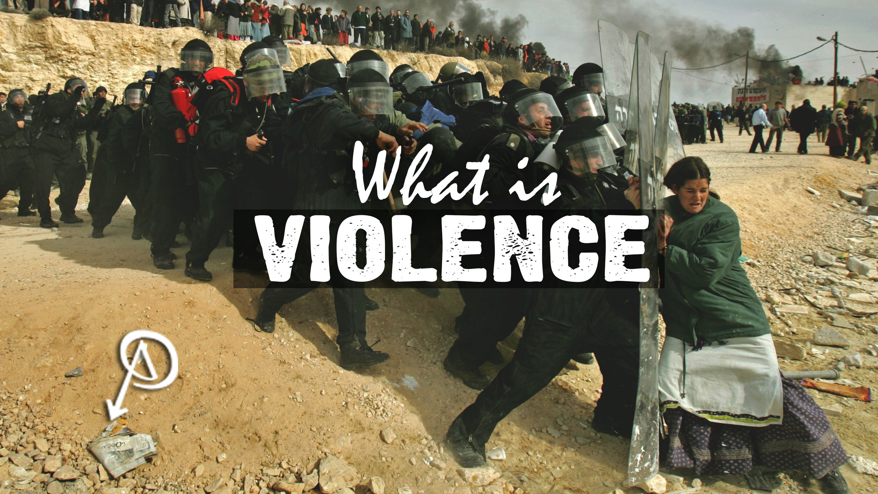What is Violence?