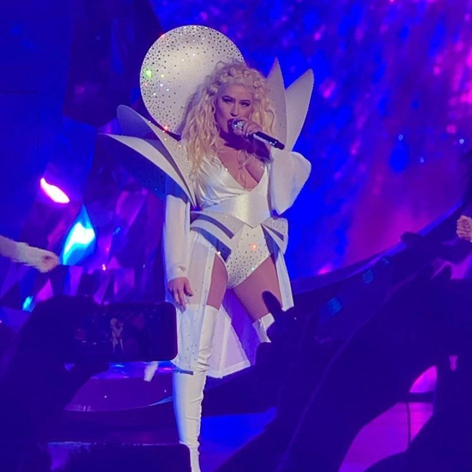 Image result for christina aguilera the xperience vegas