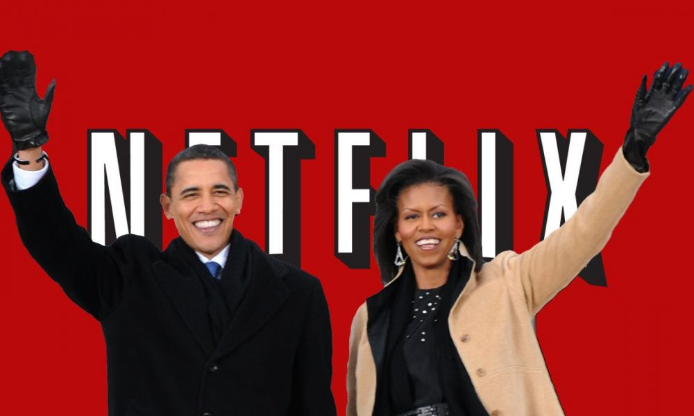 The Truth Behind Obama's $50 Million Netflix Deal Came Out & It Stinks To High Heaven