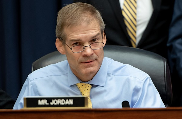 'American People Are Fed Up!': Jim Jordan Destroys WH For Ignoring Border Crisis