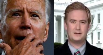 Peter Doocy Makes A Huge Discovery, More Biden Hypocrisy At The Border