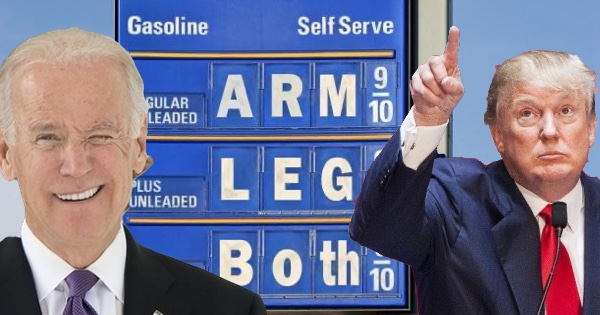 13 States Rock Biden W/ Lawsuit After He Drives Does China's Bidding, Bankrupting Americans
