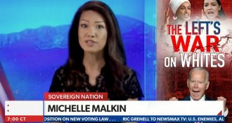 Michelle Malkin Issues Dire Warning For 'White People'