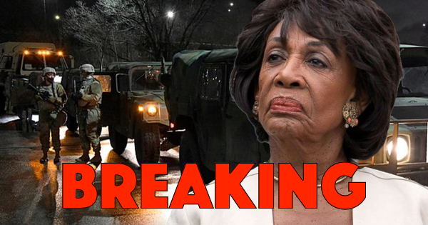US Military Ambushed By BLM/Antifa After Mad Max Incites Violence, She's Got Blood On Her Hands! [Video]