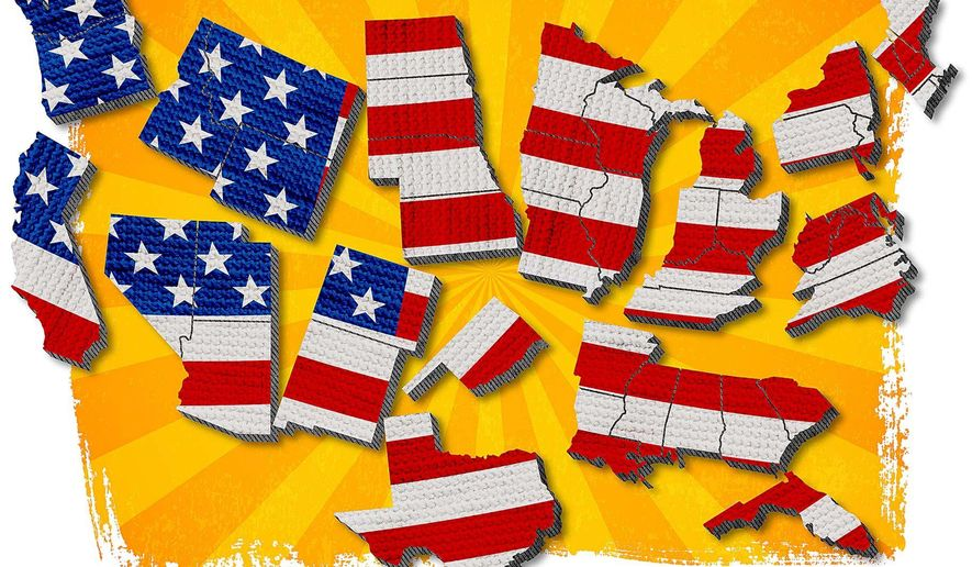 Secession Movement Passes Major Hurtle … This Is The Solution!