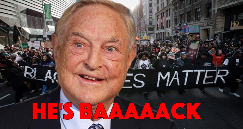 ALERT! Soros Caught Trying To Rig US Elections