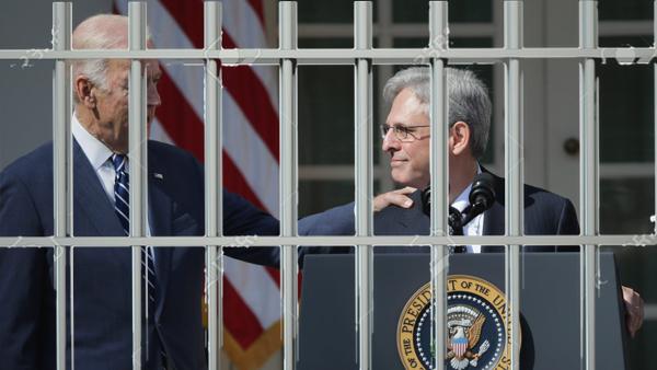 Biden/Garland Threatened W/ Prison If They Dare Touch Arizona Ballots