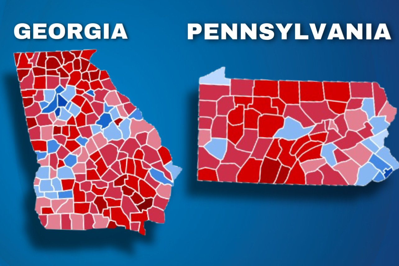 GWP Caught Them Again! Coordination & Collusion Between PA and GA in 2020 Election Steal Exposed In New Findings