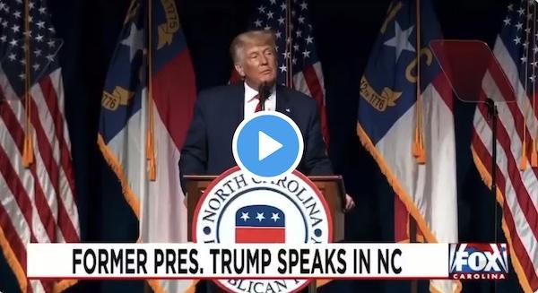 Breaking: Trump Demands Reparations!