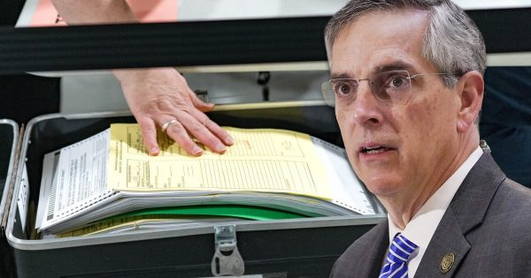Breaking: More Than 100 BATCHES of Ballots MISSING In GA!
