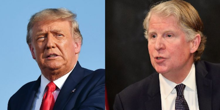 Dirty Dem DA Tries To Take Trump Down … Trump Emerges Victorious!