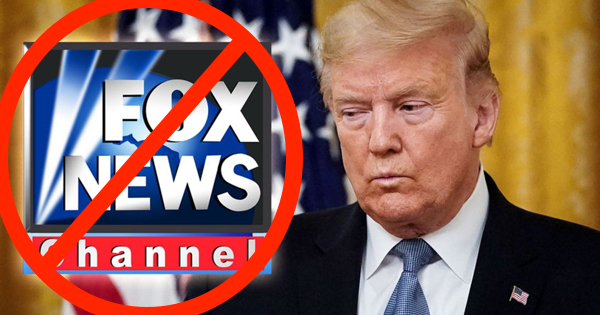 Boycott: Owner Of Fox News Spent $20 Million Trying To Remove Trump From Office
