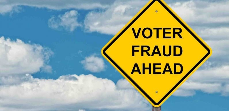 More Than 500 Voter Fraud Causes Now Pending!