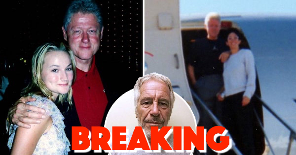 Clintons In Panic Mode! Judge Orders Release Of Docs Exposing Clinton/Epstein/Maxwell Ties