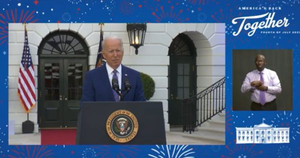 Want Proof Biden Didn't Get 81 Million Votes?  Here It Is …