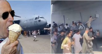 Biden Regime To UK: Stop Rescuing People In Kabul, You're Making Us Look Bad