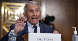 Dr. Fauci Mischaracterizes Israeli Study That Shows Natural Immunity Is Stronger and Lasts Longer Than mRNA Vaccines