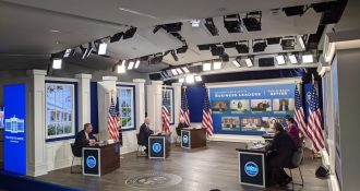 Biden Has A Fake White House Set & Howley Just Discovered Its Real Location …