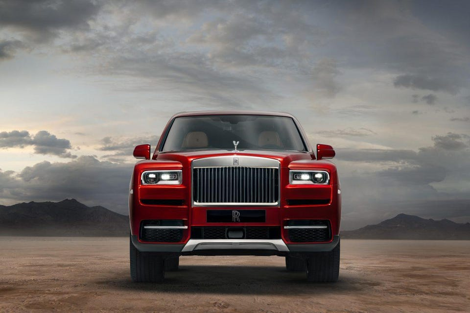 Image result for The Rolls-Royce Cullinan is Among the World's Most Expensive SUVs