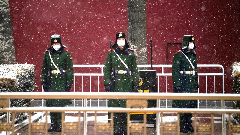 Bắc Kinh tuyên bố đóng cửa, dịch bệnh nghiêm trọng ngoài sức tưởng tượng (ảnh 1)