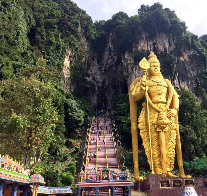 Batu Cave, Kuala Lumpur
