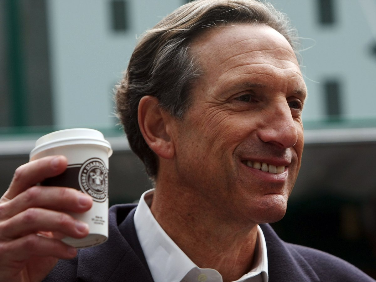 "In 1985, Schultz left Starbucks after his ideas to cultivate an Italian-like experience for coffee lovers was rejected by the founders. He soon started his own coffee company: Il Giornale (Italian for ""the daily"")."