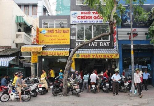 Tản mạn vỠphỠSài Gòn