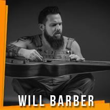 Will Barber