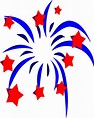 Fourth of july 4th of july fireworks clipart free images 2 - Clipartix