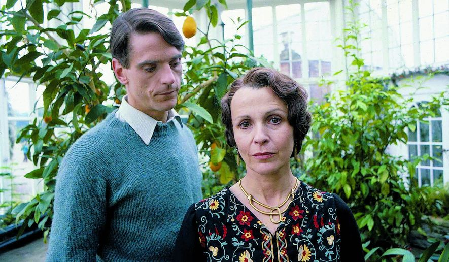 Image result for brideshead revisited claire bloom