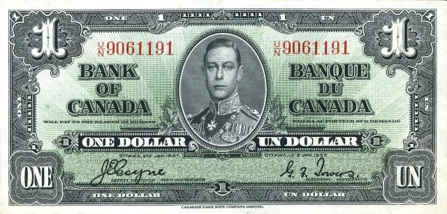 Canadian Dollar