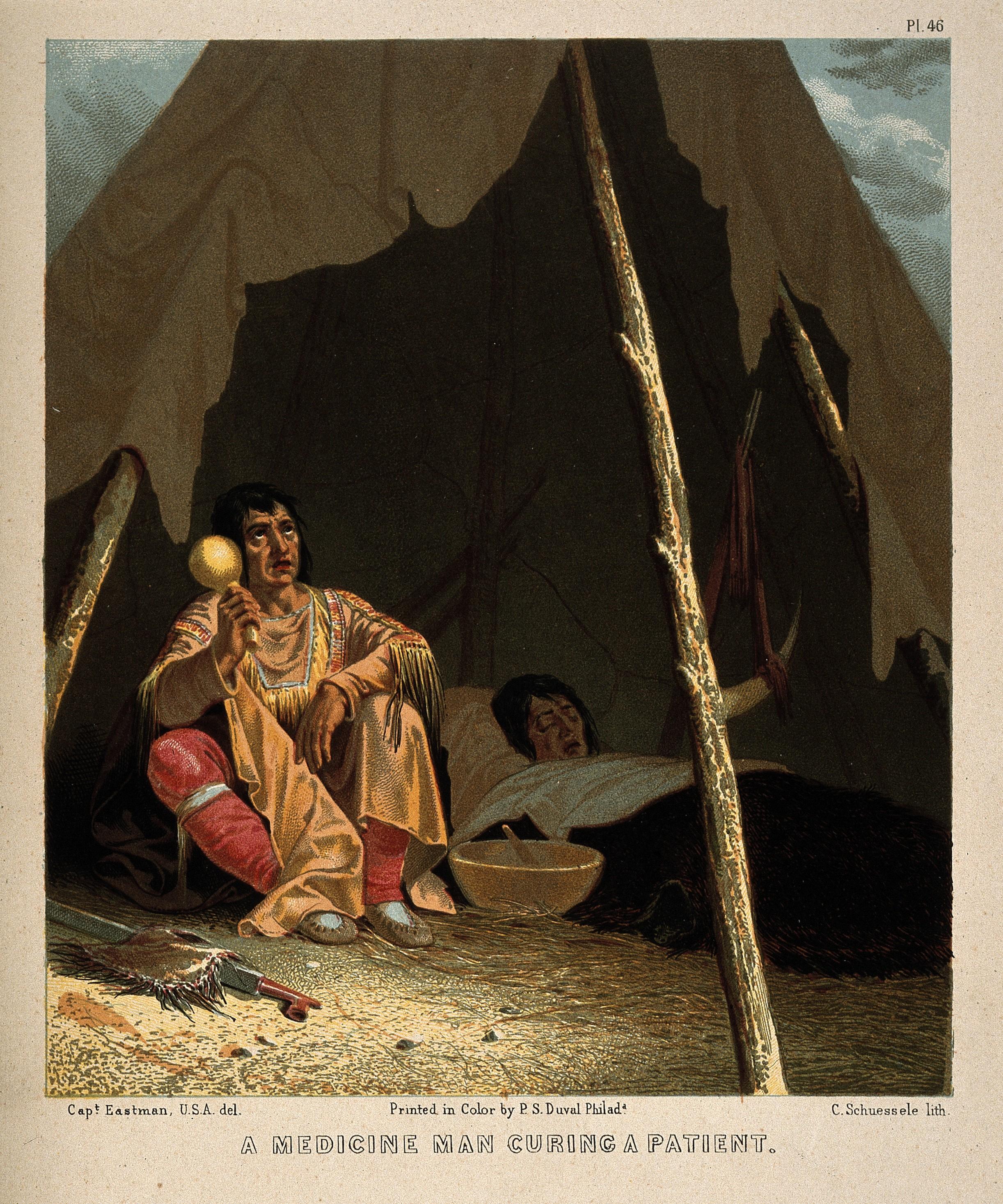 Indian Shaman