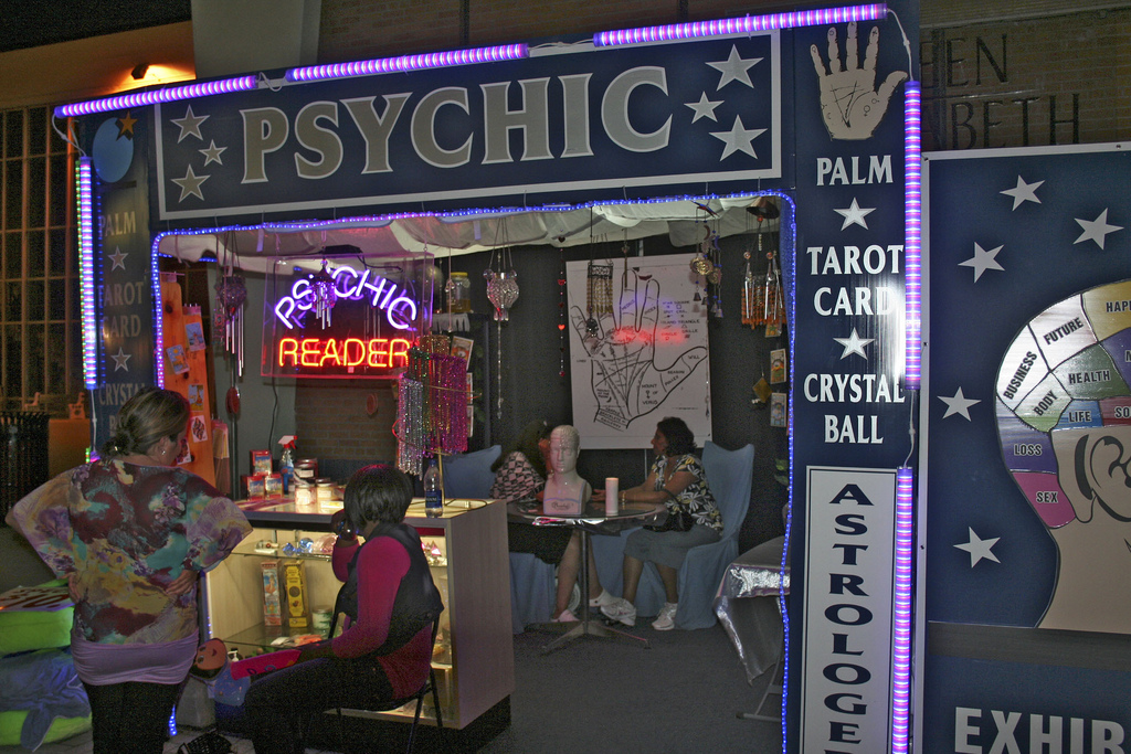 Psychic Booth