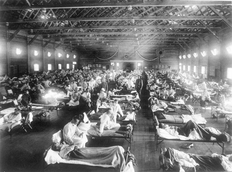 1918 Flu Pandemic