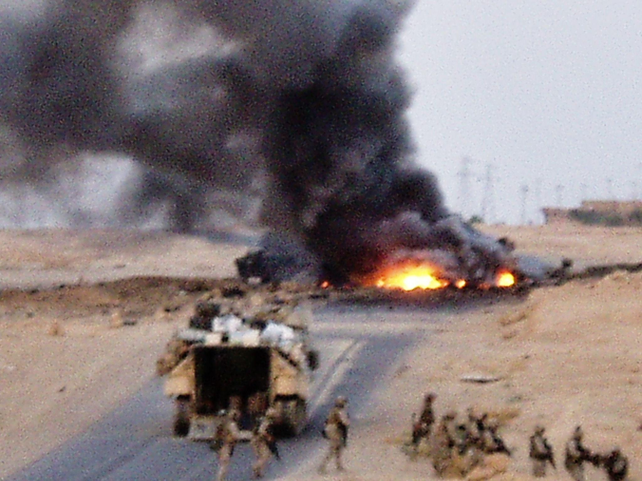 Scenes of War