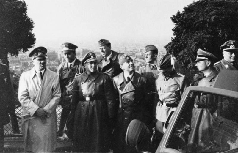 Hitler and Henchmen