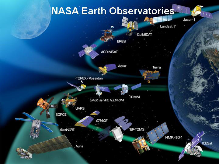 NASA Earth Observatories